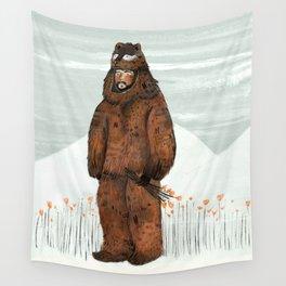Wilder Mann - The Bear Wall Tapestry