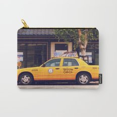 Yellow Cab Co ∫ Living Los Angeles Carry-All Pouch