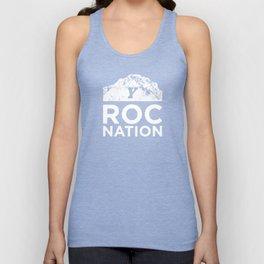 BYU Roc Nation Unisex Tank Top