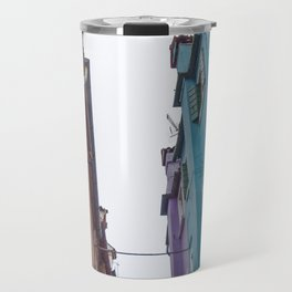 Urban Color Travel Mug