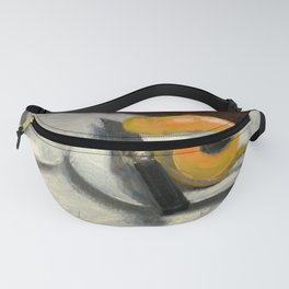 still life with eye Fanny Pack