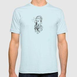 Tired Octopus T-shirt