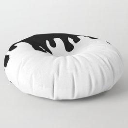 The Ooze Floor Pillow
