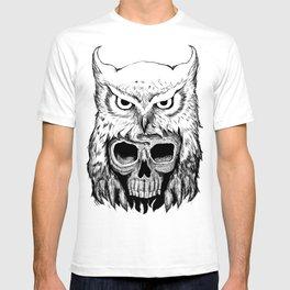 Owlskull T-shirt