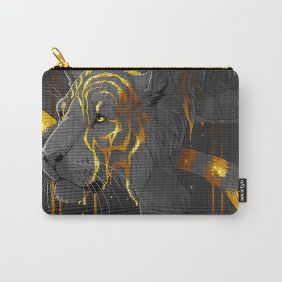 molten tiger Carry-All Pouch
