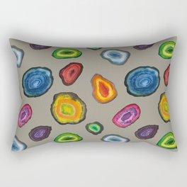 Agates Rectangular Pillow