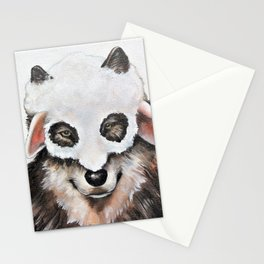 Wolf Fashionista Stationery Cards