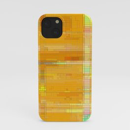 Re-Created CornerStone3.21.14 by Robert S. Lee iPhone Case
