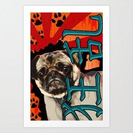 Furio Art Print