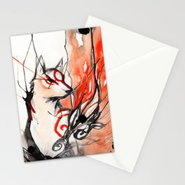 Okami Stationery Cards