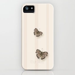 Leticia Dolera iPhone Case