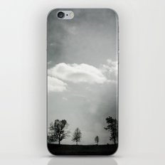 Mother's Day Skyline iPhone Skin