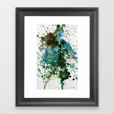 Earth Tone 1 Framed Art Print