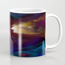 Bat Nebula  Coffee Mug