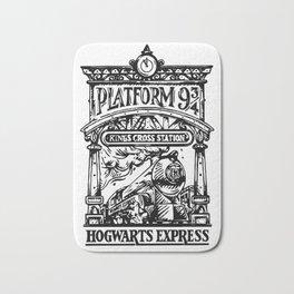 Hogwarts Express Bath Mat