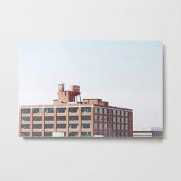 Minneapolis Architecture Metal Print