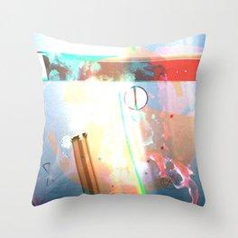Ponxart Throw Pillow