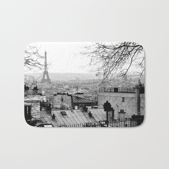 Paris Bath Mat