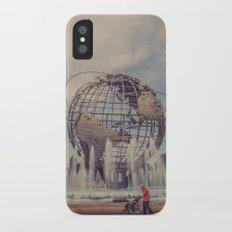 travellers... iPhone X Slim Case