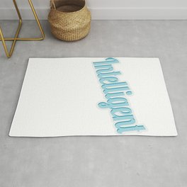 Simple yet attractive tee design made perfectly to your attitude! Makes a cool and fun gift too!  Rug