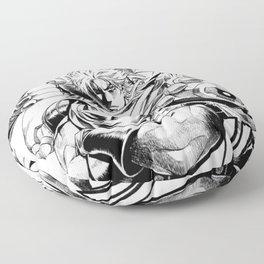 Dio Za warudo Floor Pillow