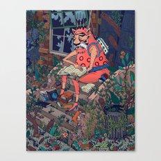 The Last Guy Canvas Print