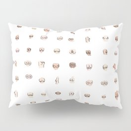 boobs Pillow Sham