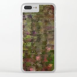 Couchsurfing Clear iPhone Case