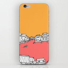 The Water Village iPhone & iPod Skin