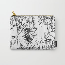 Lupin Leaves (sketch) Carry-All Pouch