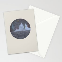 The Lonely Polarcorn Stationery Cards