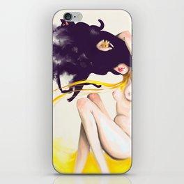 Sailor Luna iPhone Skin