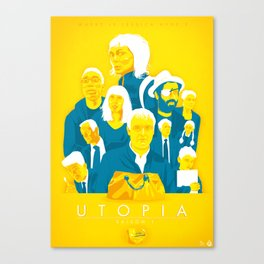 Utopia Season 01 Canvas Print