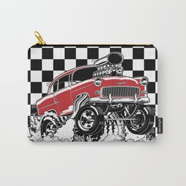 1955 CHEVY CLASSIC HOT ROD Carry-All Pouch