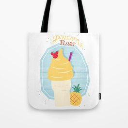 Pineapple Float (Dole Whip) Tote Bag
