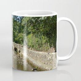 Gallox Bridge of Dunster Coffee Mug