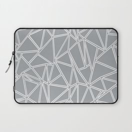Ab Blocks Grey #2 Laptop Sleeve