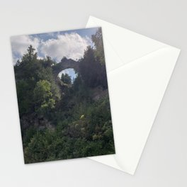 Arch Rock Mackinac Island Stationery Cards