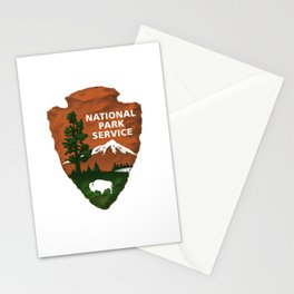 National Park Stationery Cards
