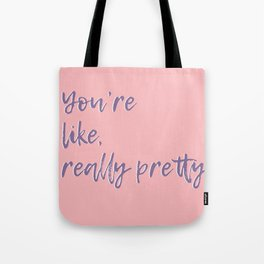 Regina George (Pink) Tote Bag