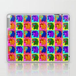 Colorful Unicorn Pattern Laptop & iPad Skin