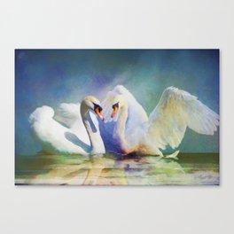 Dream Weavers Canvas Print