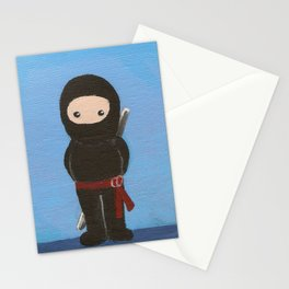 Under the moon Stationery Cards