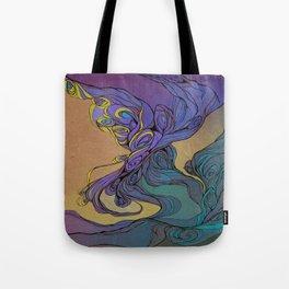 Magic Smoke Tote Bag