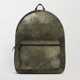 Abstract camouflage look Backpack