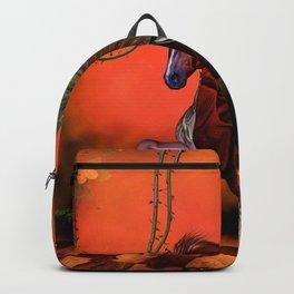 Wonderful fantasy horse Backpack