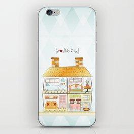 I {❤} Dollhouse iPhone Skin