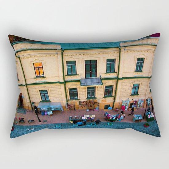 CITY LIFE Rectangular Pillow