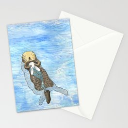 Embrace 3 Stationery Cards
