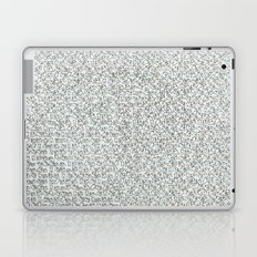 2,173 Pugs on Graph Paper Laptop & iPad Skin
